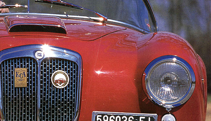 Classic & Sports Car - Lancia Aurelia Spider